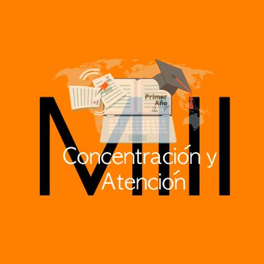 Módulo III - Aptitudes Psicológicas en el Deporte: Concentración y Atención