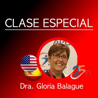 Teórico Especial - Dra. Gloria Balague