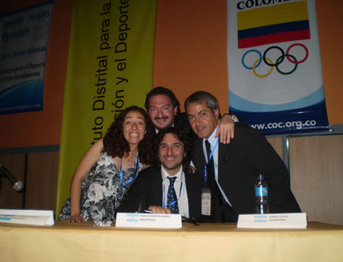 III Congreso de la Sociedad Iberoamericana en Psicología del Deporte