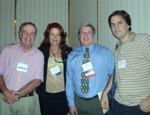 Presencia de APDA en el Congreso de AASP 2006