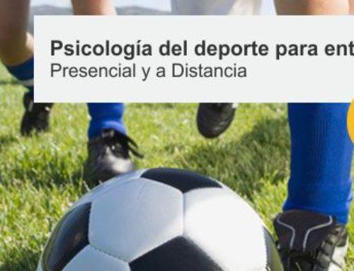 """Psicología del deporte para entrenadores: """"Potencia tus habilidades"""""""