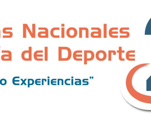 XIII Jornadas Nacionales de Psicología del Deporte, 13 y 14 de Octubre de 2017