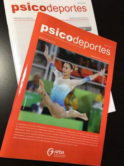Revista Psicodeportes A.P.D.A
