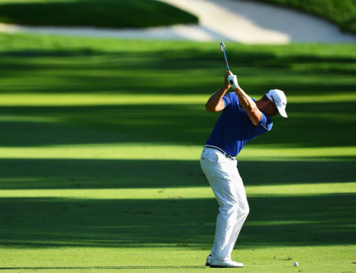 Intervención psicológica en golf