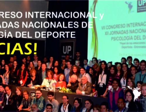 Cierre del Congreso Internacional 2016