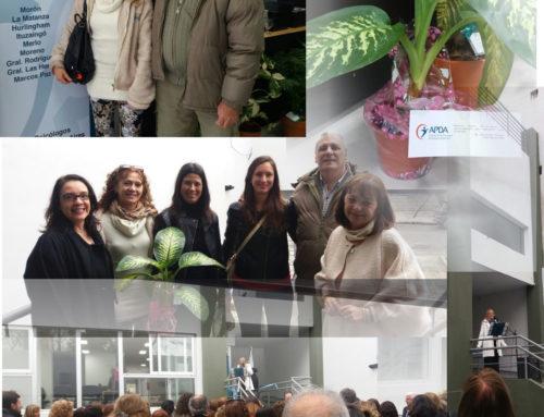 Inauguración de la nueva sede del Distrito XIV del Colegio de Psicólogos de la Provincia de Buenos Aires