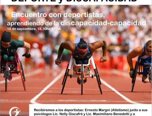 Noche APDA: Deporte y Discapacidad