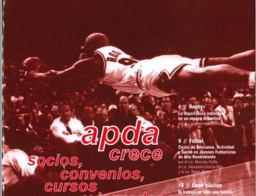 Revista Psicodeportes: edición 11 – año 2005