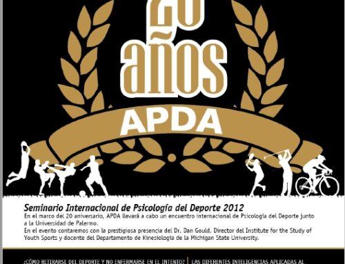 Revista Psicodeportes: edición 18 – año 2012