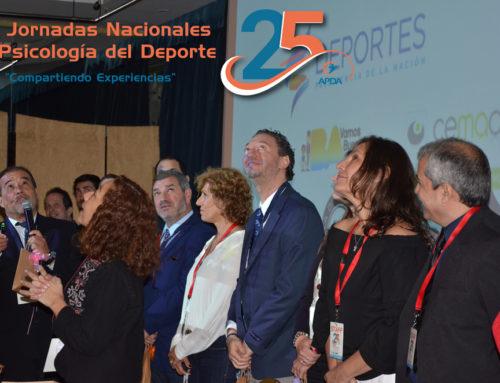 Imagenes XIII Jornadas Nacionales de Psicología del Deporte 2017