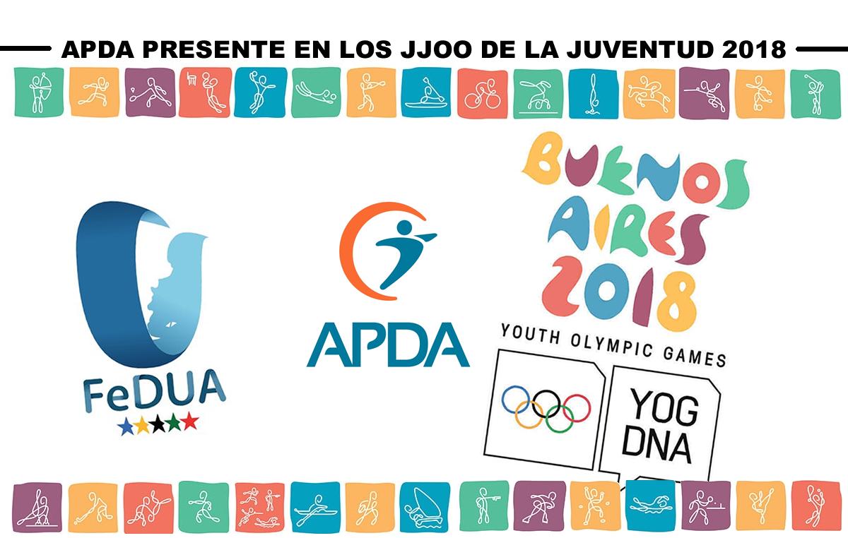 Apda En Los Juegos Olimpicos De La Juventud 2018 Asociacion De