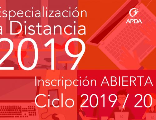 Especialización en Psicología del Deporte. Modalidad A DISTANCIA. Inscripción ABIERTA, Ciclo 2019 / 20