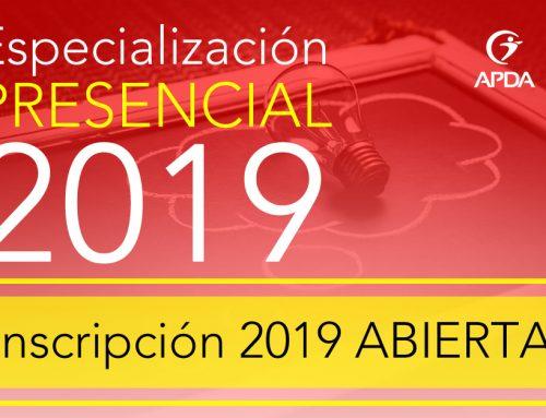 Especialización en Psicología del Deporte, Modalidad PRESENCIAL, INSCRIPCIÓN 2019