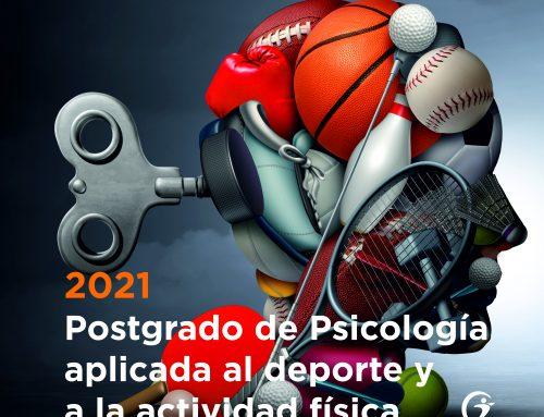 Postgrado de Psicología aplicada al deporte y a la actividad física