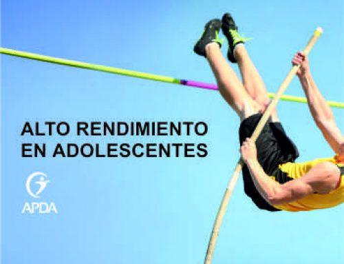ALTO RENDIMIENTO DEPORTIVO EN ADOLESCENTES TRIADA:  entrenadora, familia y psicología deportiva