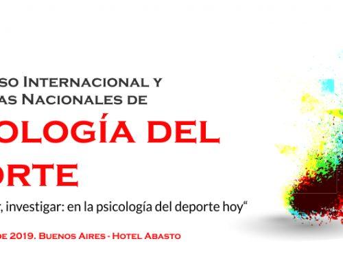 Congreso Internacional 2019. Ingresá a la página oficial