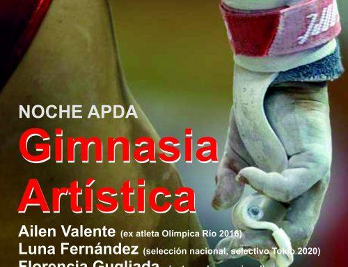 Noche APDA: gimnasia artística