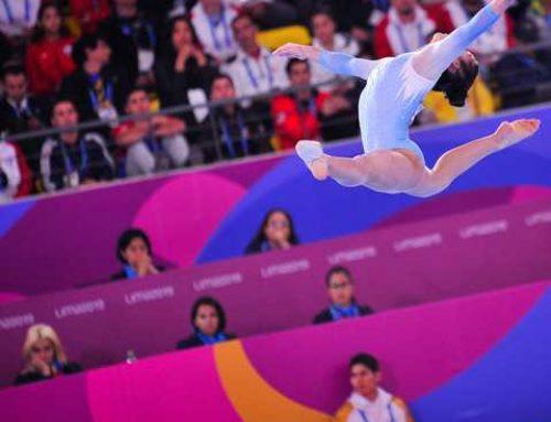 NOCHE APDA: La psicología del deporte y gimnastas de alto rendimiento