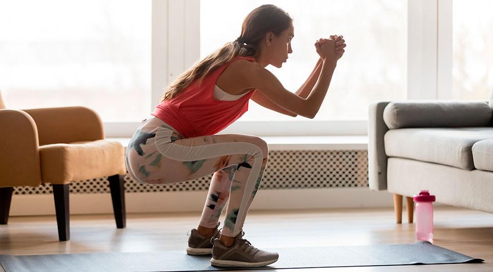 ¿Cómo afrontaron los deportistas la interrupción de actividad física durante el aislamiento?